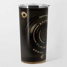 Vintage Kodak Brownie Camera Travel Mug