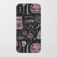 loll3 iPhone & iPod Cases featuring Trick 'r Treat by lOll3