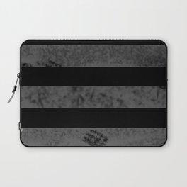 Destroyed stripes Laptop Sleeve