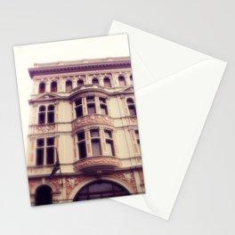 pretty city lll Stationery Cards