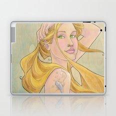 The Tattoo Mermaid Laptop & iPad Skin