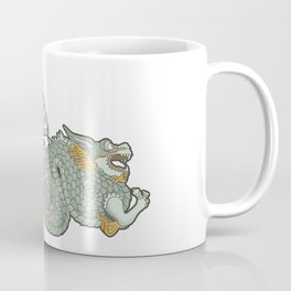 Barcelona dragon Coffee Mug