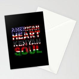 American Heart Kenyan Soul Stationery Cards