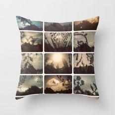 photography too 01 Throw Pillow
