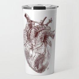 The Human Heart Travel Mug