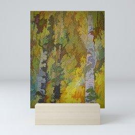 Golden Colors of Fall Mini Art Print