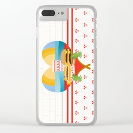 Animal Style Clear iPhone Case