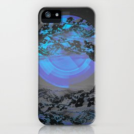 Neither Up Nor Down iPhone Case