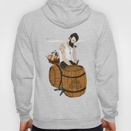 Captain Moby Hoody
