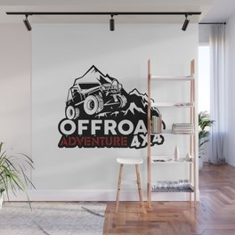 Offroad Wall Mural