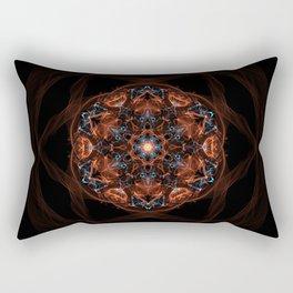 Samsara Mandala Rectangular Pillow