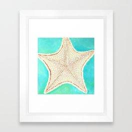 Starfish #2 Framed Art Print