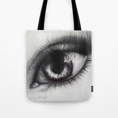 Eye Sketch 2 Tote Bag