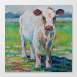 Calf (*Koinonia*) Canvas Print