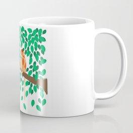 Proboscis monkey Coffee Mug