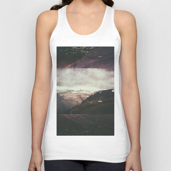 Fractions A56 Unisex Tank Top