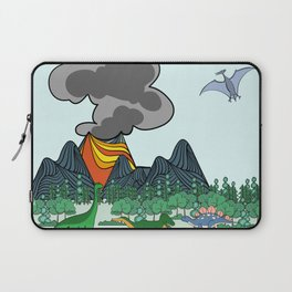 Dino Scene Laptop Sleeve
