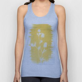 Herbal Sunprint #6 Unisex Tank Top
