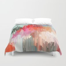 Everything will flow Duvet Cover