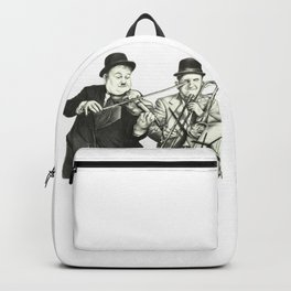 Laurel and Hardy Backpack