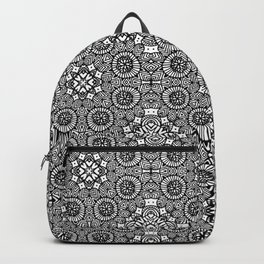 Doodle Pattern 11 Backpack