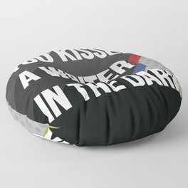 "Lorde ""Writer in the Dark"" (Melodrama) Floor Pillow"