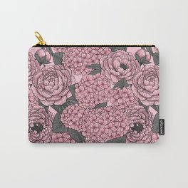 Floral bouquet in pink Carry-All Pouch