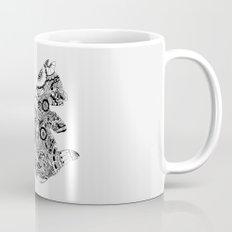 Y en la oscuridad también Coffee Mug