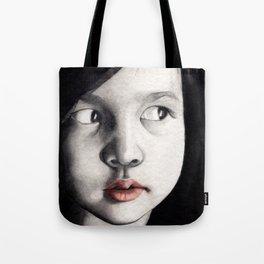oriental girl Tote Bag