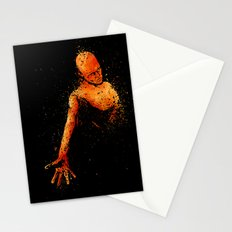 Burn Stationery Cards