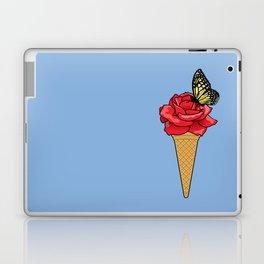 Butterfly Ice Cream Laptop & iPad Skin