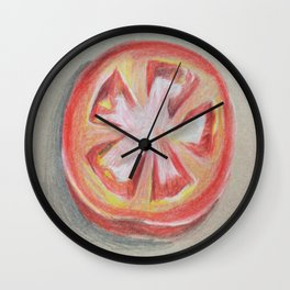 Slice of Life Wall Clock