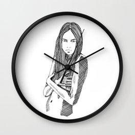 Solara Wall Clock