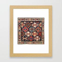 Shahsavan Moghan Southeast Caucasus Khorjin Print Framed Art Print