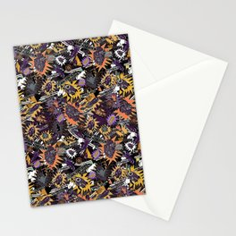 Pop Fiction Stationery Cards