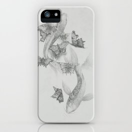 Hope and Dream iPhone Case