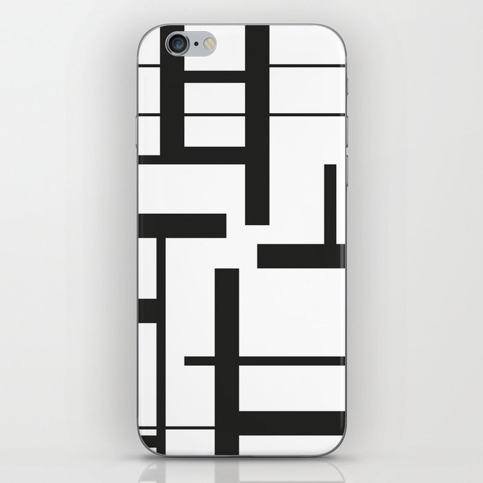 Lines #3 iPhone Skin