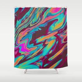 SWEET DREAMS TN Shower Curtain