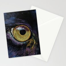 Panther Eye Stationery Cards