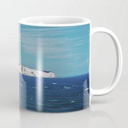WHITE CLIFFS Coffee Mug