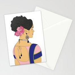 Lady Rose Stationery Cards