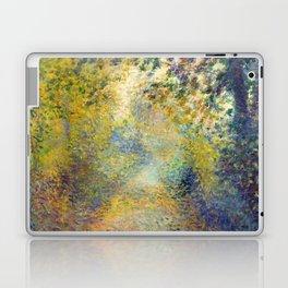 """Auguste Renoir  """"In the Woods"""" Laptop & iPad Skin"""