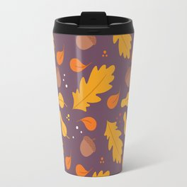 Autumn is Coming Travel Mug