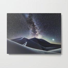 Stargazers II Metal Print