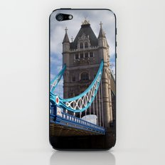 London Tower Bridge iPhone & iPod Skin