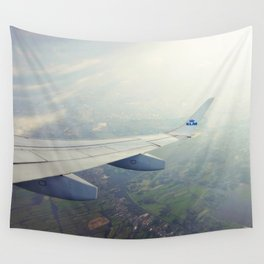 High above me Wall Tapestry