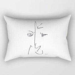 Demeter Moji d25 3-3 w Rectangular Pillow