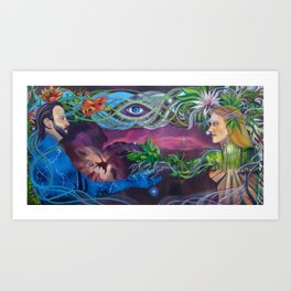 Unified Vision Art Print