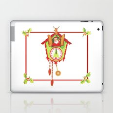 Cuckoo for Christmas Laptop & iPad Skin