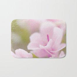 pink love Bath Mat